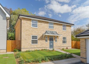 Thumbnail 5 bed detached house for sale in Clacton Road, Elmstead, Colchester