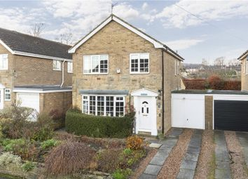 Thumbnail 3 bed link-detached house for sale in Grangefield Avenue, Burley In Wharfedale, Ilkley, West Yorkshire