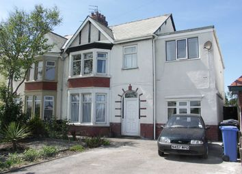 Thumbnail 5 bed semi-detached house for sale in Broadway, Thornton-Cleveleys
