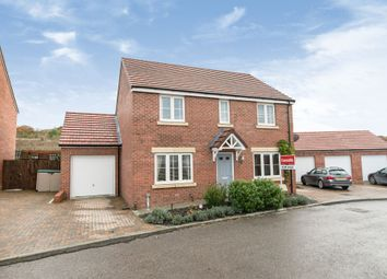 Thumbnail 4 bed detached house for sale in Saddle Way, Andover