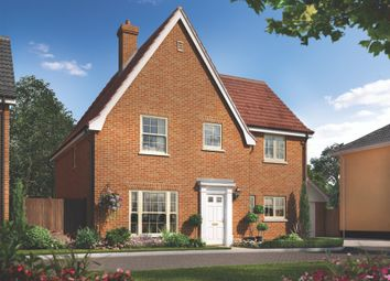 Thumbnail 4 bed detached house for sale in The Street, Bramford, Suffolk