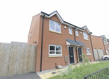 Thumbnail 2 bed semi-detached house to rent in Darley Avenue, Chorlton, Manchester, Greater Manchester