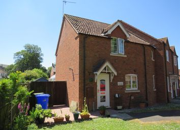 Thumbnail 2 bed end terrace house for sale in Vicarage Gardens, Old Leake, Boston