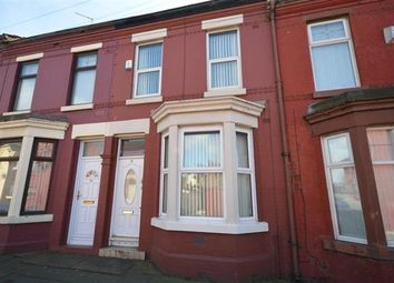 Thumbnail 2 bed terraced house to rent in Rumney Road West, Kirkdale, Liverpool