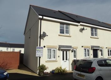 Thumbnail 2 bed end terrace house for sale in Tigers Way, Axminster