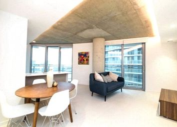 Thumbnail 2 bed flat for sale in Hoola Building, West Tower, Royal Victoria, London
