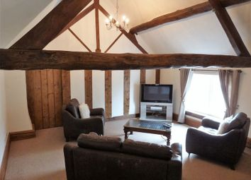 Thumbnail 1 bed flat to rent in High Street, Ticknall, Derby