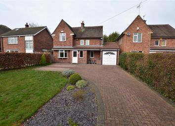 Thumbnail 3 bed detached house for sale in Loughborough Road, Bunny, Nottingham