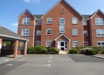 Thumbnail 2 bed flat for sale in Wrenbury Drive, Kingsmead, Northwich, Cheshire