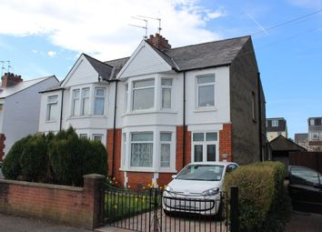 Thumbnail 3 bedroom property to rent in Everswell Road, Fairwater, Cardiff