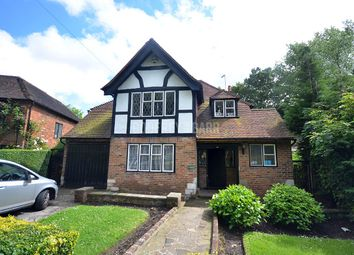 Thumbnail 4 bed detached house to rent in Vivian Way, London