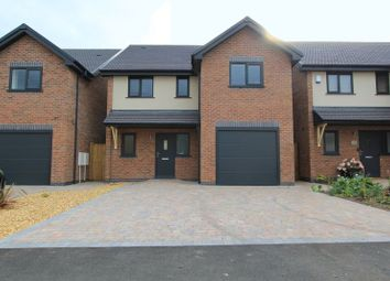 Thumbnail 5 bed detached house to rent in Church Street, Stone