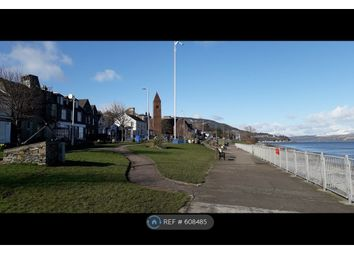 Thumbnail 1 bedroom flat to rent in Argyll Terrace, Kirn, Dunoon