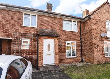 Thumbnail 3 bedroom terraced house for sale in Cherwell Close, Bicester