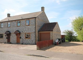 Thumbnail 3 bedroom semi-detached house for sale in Mill Corner, Soham