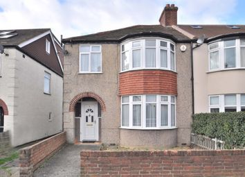 Thumbnail 3 bed semi-detached house for sale in Lydstep Road, Chislehurst, Kent
