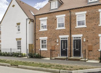 Thumbnail 3 bed town house to rent in Anglia Way, Great Denham, Bedford