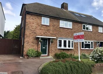 Thumbnail 3 bed property for sale in Marshalls Drive, Romford