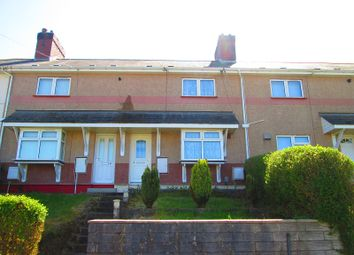Thumbnail 2 bedroom terraced house to rent in Elphin Road, Townhill, Swansea.