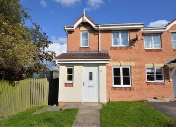 Thumbnail 3 bed terraced house to rent in Rother Mews, South Elmsall, Pontefract