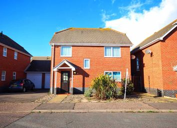 Thumbnail 4 bed detached house for sale in Deal Close, Clacton-On-Sea