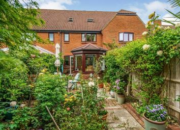 Thumbnail 4 bed terraced house for sale in Bishopsgate Walk, Chichester, West Sussex, England