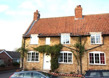 Thumbnail 4 bed terraced house for sale in Hall Lane, Branston, Lincoln