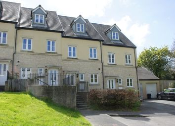 Thumbnail 3 bed terraced house for sale in Treffry Road, Truro