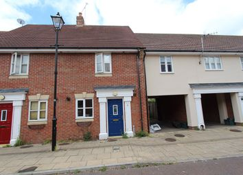 Thumbnail 3 bed semi-detached house to rent in Hatcher Crescent, Colchester