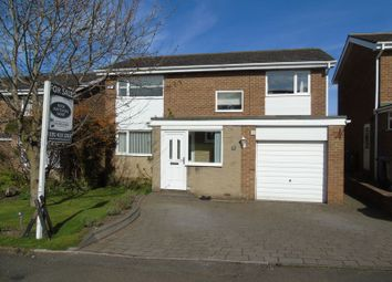 Thumbnail 4 bed detached house for sale in Hill Rise, Ryton