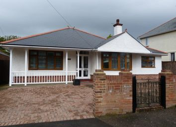Thumbnail 3 bed detached bungalow for sale in St. Lawrence Avenue, Ramsgate