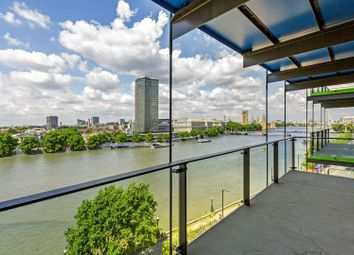 Thumbnail 2 bedroom flat for sale in Merano Residences, 30 Albert Embankment, Nine Elms, London