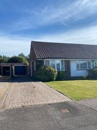 Thumbnail 2 bed semi-detached bungalow for sale in Maybush Drive, Chidham, Chichester