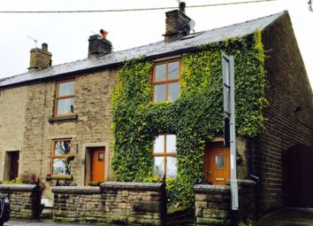 Thumbnail 2 bed cottage for sale in Glossop Road, Charlesworth, Glossop