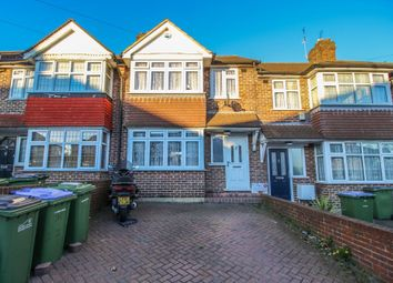 Thumbnail 3 bed terraced house for sale in Edison Grove, London