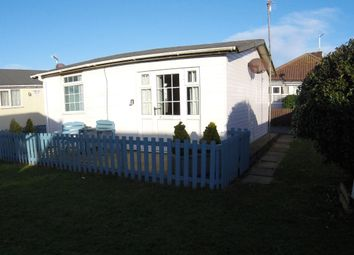 Thumbnail 2 bed mobile/park home for sale in 17 Fourth Avenue, South Shore Holiday Village, Bridlington