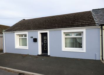 Thumbnail 2 bed terraced bungalow for sale in High Street, Pembroke Dock