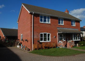 Thumbnail 4 bed detached house for sale in Peterchurch, Hereford