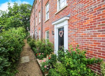Thumbnail 4 bedroom town house for sale in Castle Brooks, Framlingham, Woodbridge