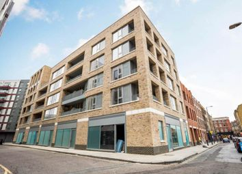 Thumbnail 1 bedroom flat for sale in The Fusion, Cygnet Street, Shoreditch, London