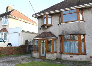 Thumbnail 3 bed semi-detached house for sale in Pyle Road, Bishopston, Swansea, West Glamorgan.
