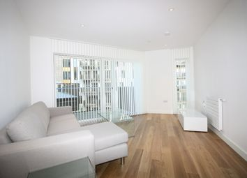Thumbnail 1 bed flat to rent in Lumire, Maud Street, Canning Town