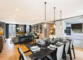 Thumbnail 3 bed flat for sale in Chesham Street, London