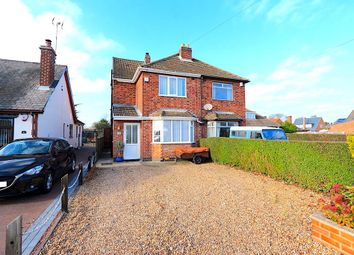 Thumbnail 3 bed semi-detached house for sale in Tournament Road, Glenfield, Leicester