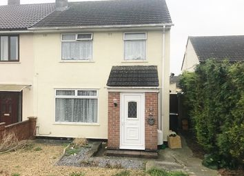 Thumbnail 3 bed end terrace house to rent in Purton Road, Swindon