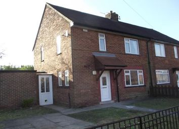 Thumbnail 3 bedroom semi-detached house to rent in Burholme Place, Ribbleton, Preston