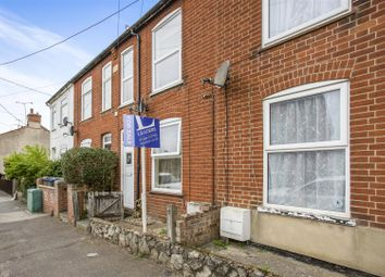 Thumbnail 3 bed terraced house for sale in Maidstone Road, Felixstowe