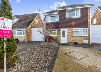 Thumbnail 4 bed detached house for sale in Kilda Road, Highworth, Swindon