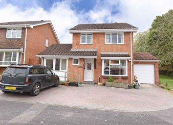 Thumbnail 3 bed detached house for sale in Grebe Close, Basingstoke