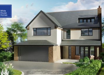 Thumbnail 6 bed detached house for sale in The Curlews, The Parade, Parkgate